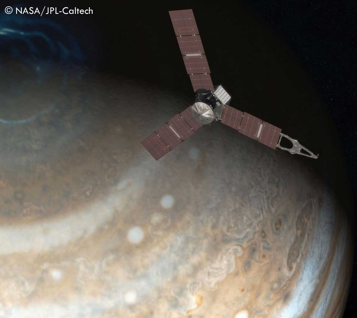 Nasa Spacecraft Juno