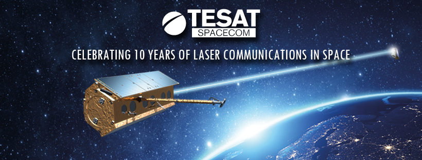10 Years of Laser Communication in Space