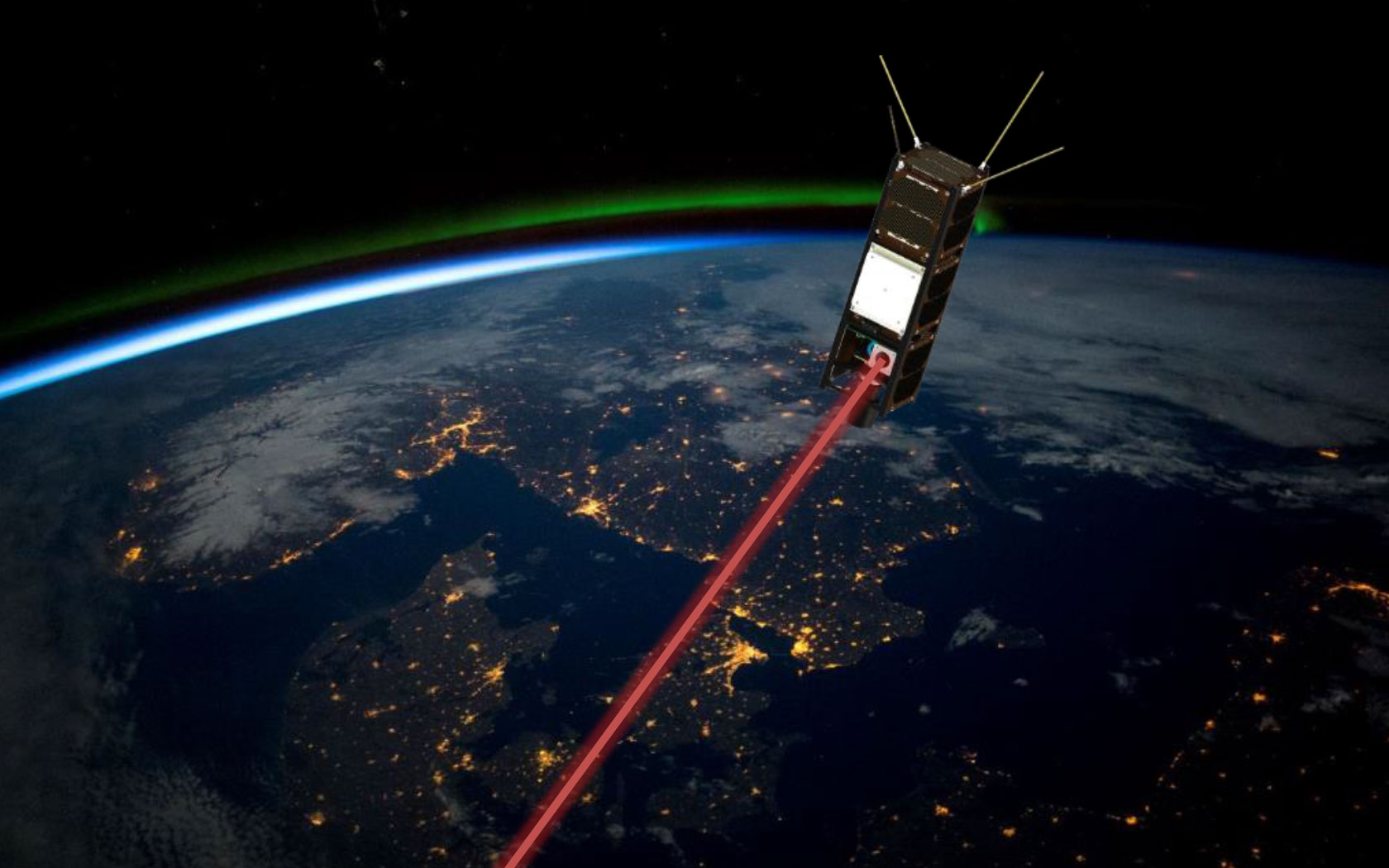 nanosatellites sees the light