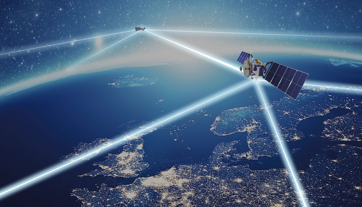 Laser Constellation Network