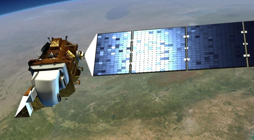 Landsat 9 © NASA