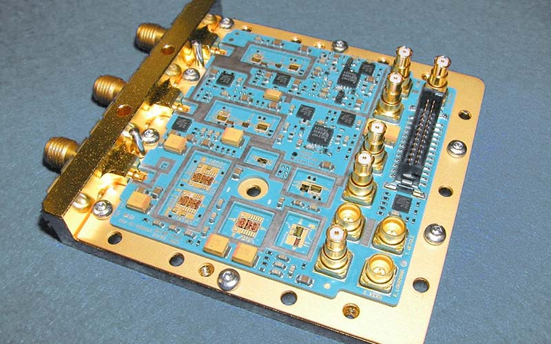 RF Communications Assembly Design