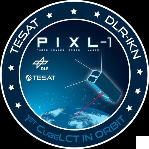 PIXL-1 Mission Patch © TESAT